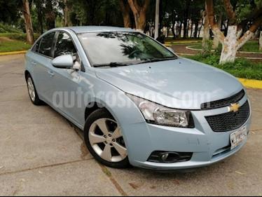 Foto venta Auto usado Chevrolet Cruze 4p LT L4/1.8 Aut (2012) color Azul precio $115,000