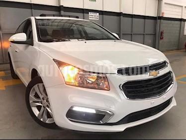 Foto Chevrolet Cruze 4p LT L4/1.8 Aut usado (2016) color Blanco precio $205,000