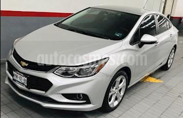 Foto Chevrolet Cruze 4p LT L4/1.8 Aut usado (2016) color Plata precio $215,000