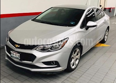 Foto venta Auto usado Chevrolet Cruze 4p LT L4/1.8 Aut (2016) color Plata precio $215,000