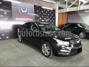 Foto venta Auto usado Chevrolet Cruze 4p LT L4/1.8 Man (2016) color Negro precio $207,000