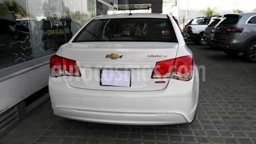 Foto Chevrolet Cruze 4p LT L4/1.8 Man usado (2015) color Blanco precio $166,000