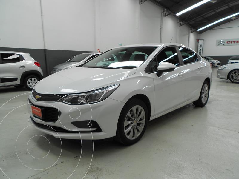 Foto Chevrolet Cruze LTZ usado (2018) color Blanco precio $1.970.400