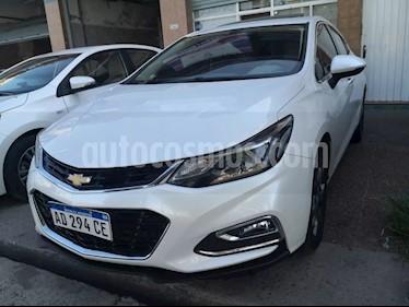 Chevrolet Cruze LTZ usado (2018) color Blanco Summit precio $890.000