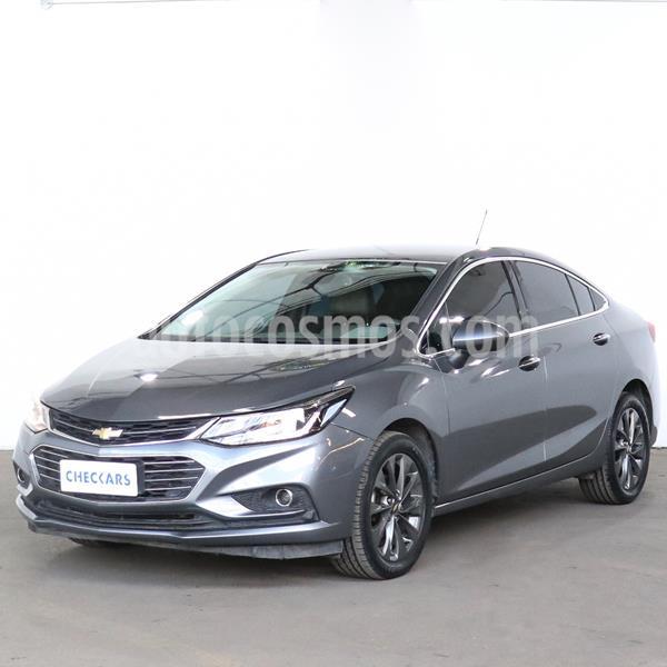 Chevrolet Cruze LTZ usado (2017) color Plata precio $1.735.000