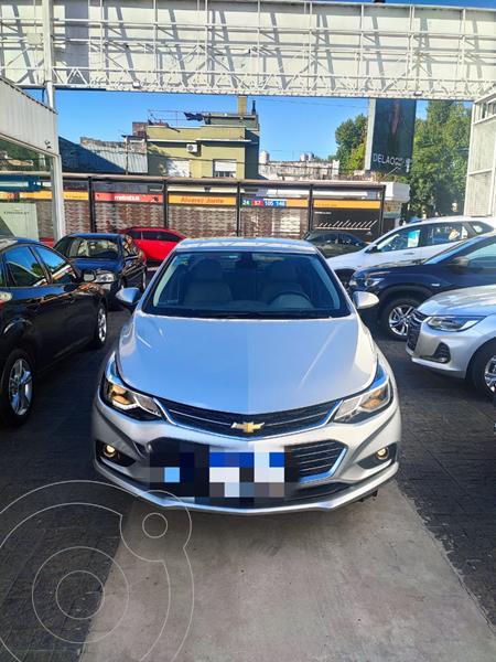 Chevrolet Cruze LTZ Aut usado (2016) color Plata Switchblade precio $1.719.900