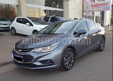 Chevrolet Cruze LTZ Aut usado (2018) color Gris Oscuro precio $1.430.000