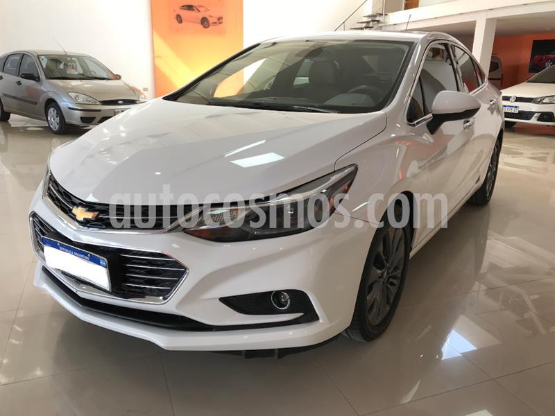 Chevrolet Cruze LTZ usado (2016) color Blanco precio $1.495.000