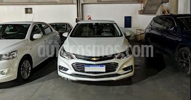 Chevrolet Cruze LTZ Aut usado (2016) color Blanco precio $930.000