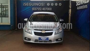Chevrolet Cruze - usado (2012) color Gris precio $630.000