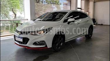 Chevrolet Cruze LTZ usado (2017) color Blanco precio $1.050.000