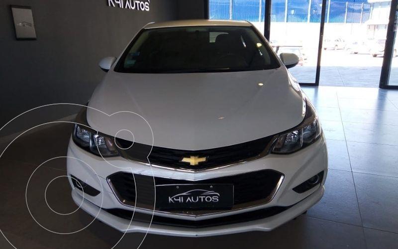 Foto Chevrolet Cruze LT usado (2018) color Blanco Summit precio $1.790.000
