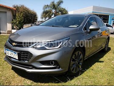 Chevrolet Cruze LTZ Aut 2015/6 usado (2016) color Acero precio $850.000