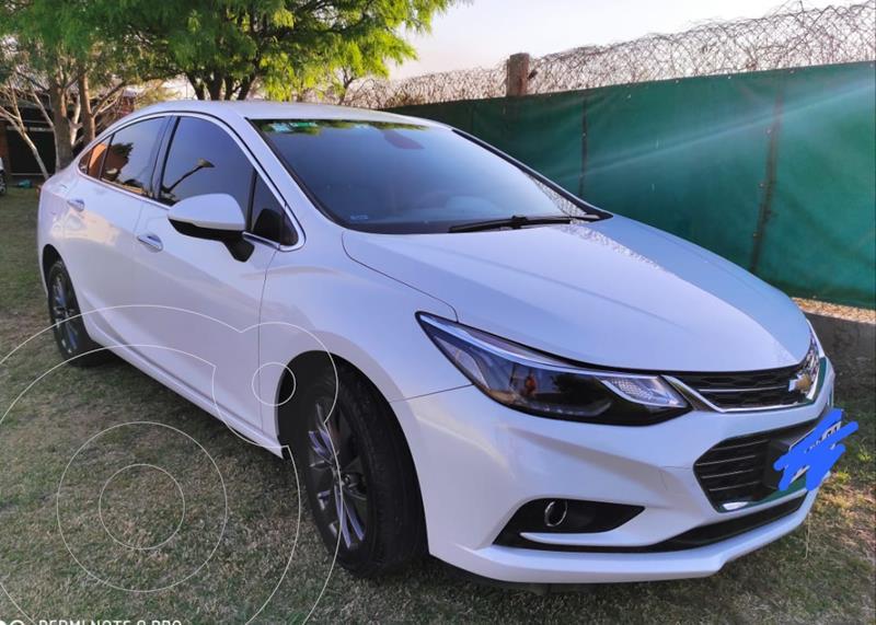 Chevrolet Cruze LTZ usado (2017) color Blanco precio $1.920.000