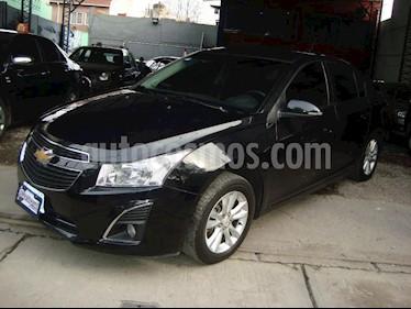 Chevrolet Cruze LT usado (2015) color Negro precio $550.000