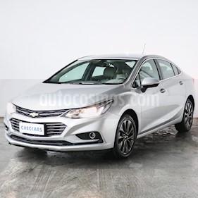 Chevrolet Cruze LTZ Aut usado (2018) color Plata precio $1.400.000