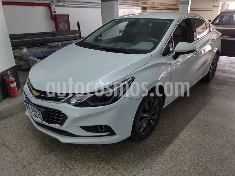 Chevrolet Cruze LTZ Aut usado (2016) color Blanco precio $1.590.000