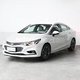 Chevrolet Cruze LTZ Aut usado (2017) color Blanco precio $1.120.000