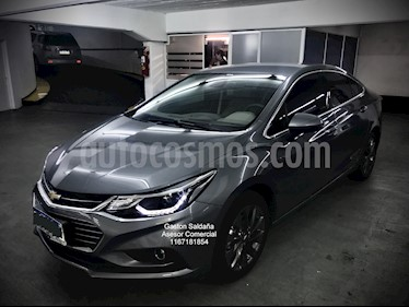 Foto Chevrolet Cruze LTZ usado (2019) color Gris Oscuro precio $1.160.000