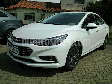 Chevrolet Cruze LTZ Aut Plus usado (2018) color Blanco Summit precio $1.250.000