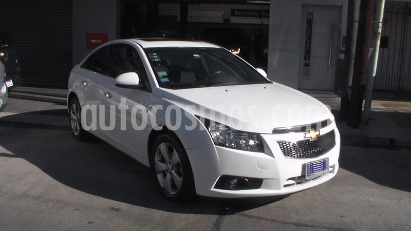 Chevrolet Cruze LTZ Aut usado (2012) color Blanco precio $649.900
