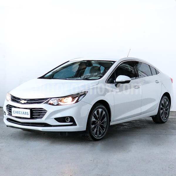 Chevrolet Cruze LTZ Aut Plus usado (2018) color Blanco precio $1.420.000