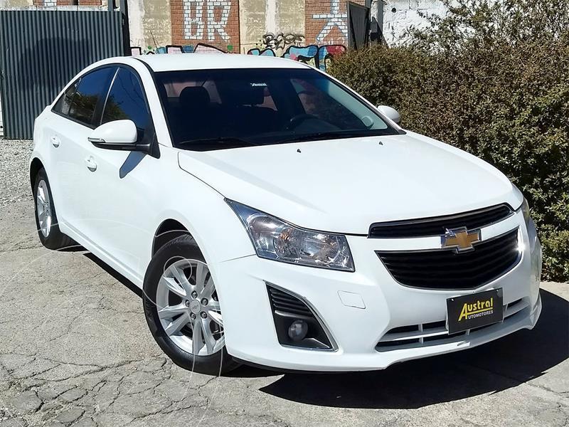Chevrolet Cruze LT  usado (2014) color Blanco Summit precio $650.000