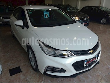 Chevrolet Cruze LT usado (2017) color Blanco precio $910.000