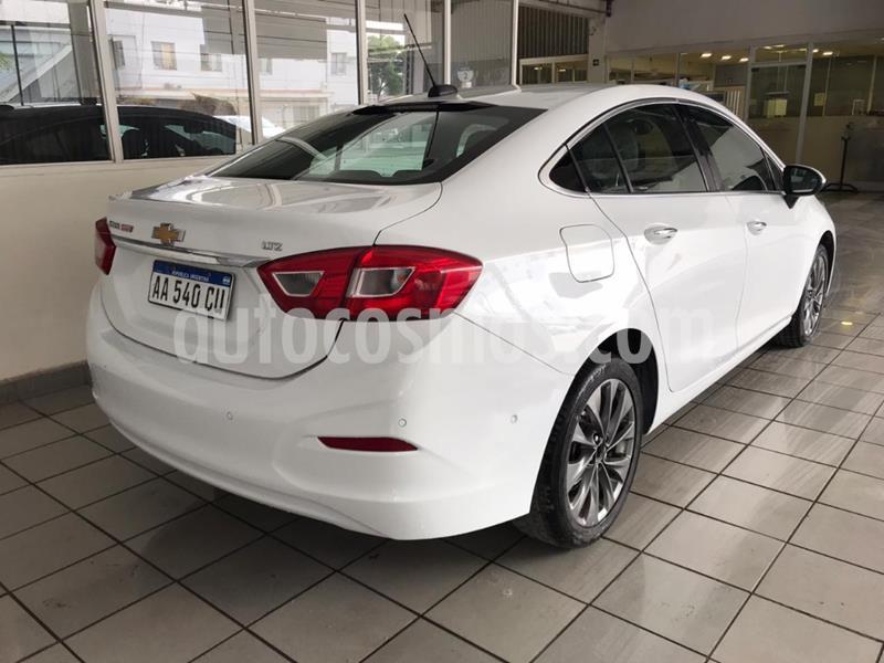 Chevrolet Cruze LTZ Aut usado (2016) color Blanco precio $1.340.000