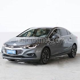 Chevrolet Cruze LTZ Aut usado (2017) color Plata precio $1.020.000