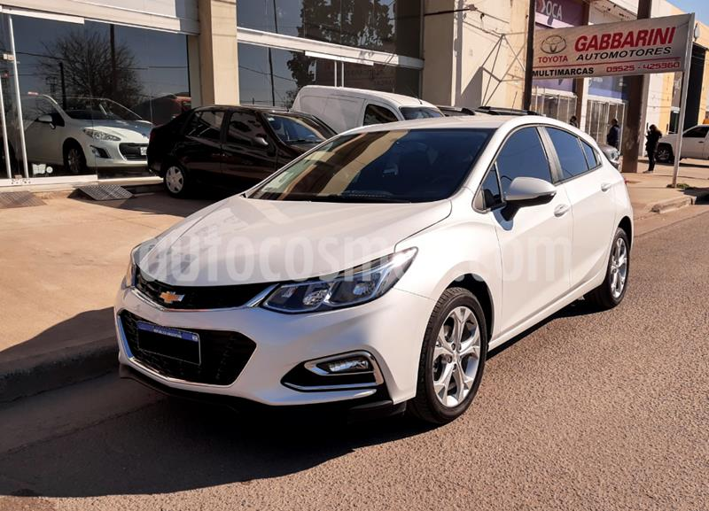 Chevrolet Cruze LT usado (2019) color Blanco precio $1.550.000