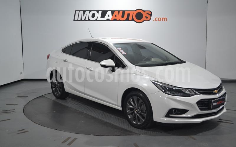 Chevrolet Cruze LTZ Aut usado (2018) color Blanco Summit precio $1.900.000