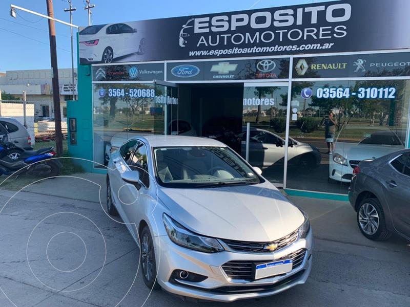 Chevrolet Cruze LTZ Aut usado (2019) color Gris Claro precio $2.200.000