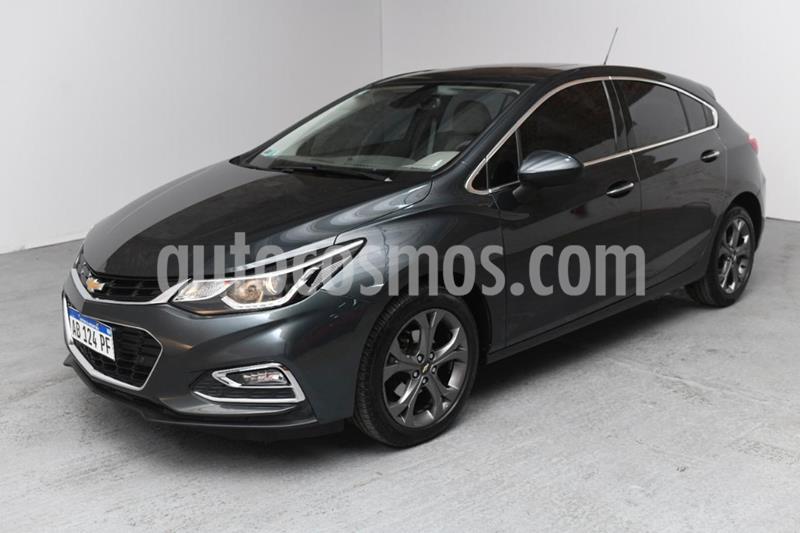 Chevrolet Cruze LT usado (2017) color Gris Oscuro precio $1.550.000