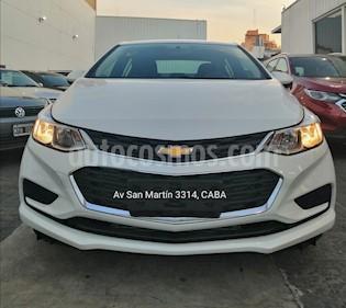 Chevrolet Cruze Sedan Base nuevo color A eleccion precio $979.300