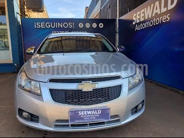 Chevrolet Cruze - usado (2012) color Gris precio $520.000