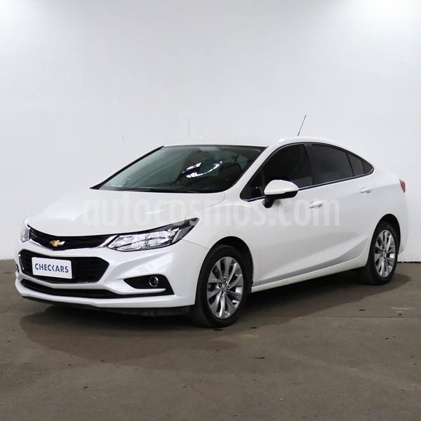 Chevrolet Cruze LTZ usado (2018) color Blanco Summit precio $1.473.400