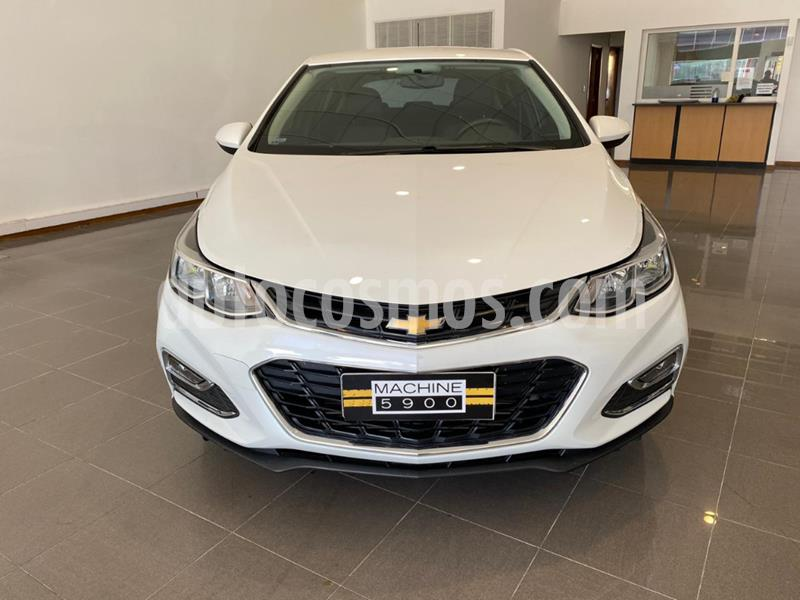 Chevrolet Cruze LT usado (2017) color Blanco precio $1.490.000