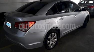 Chevrolet Cruze LT TDi Aut 2014/15 usado (2015) color Gris precio $549.000