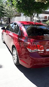 Chevrolet Cruze LT  usado (2014) color Rojo precio $690.000