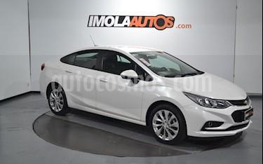 Chevrolet Cruze LT usado (2018) color Blanco Summit precio $1.030.000