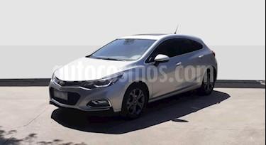 Chevrolet Cruze LT usado (2017) color Gris Claro precio $990.000
