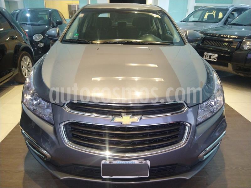 Chevrolet Cruze LT usado (2015) color Gris Claro precio $880.000