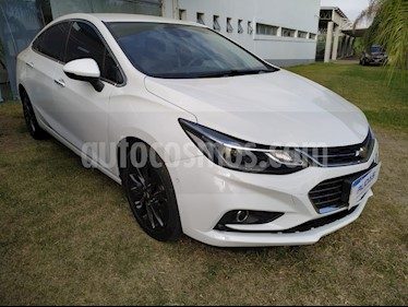 Chevrolet Cruze LTZ Aut 2015/6 usado (2016) color Blanco Summit precio $975.000