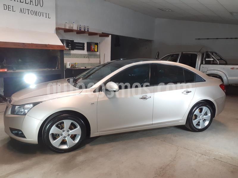 Chevrolet Cruze LTZ TDi usado (2011) color Marron precio $680.000
