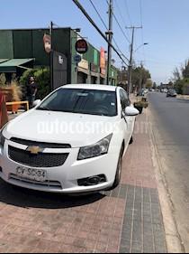 Chevrolet Cruze 1.8 LS usado (2011) color Blanco precio $4.390.000