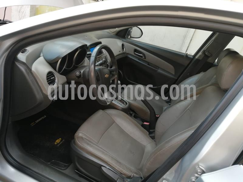 Chevrolet Cruze 1.8 LS Aut Full usado (2011) color Plata precio $4.500.000