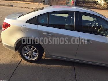 Chevrolet Cruze LS 2.0 Diesel  usado (2015) color Plata precio $7.790.000