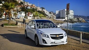 Chevrolet Cruze 1.8 LS usado (2014) color Blanco precio $6.999.000