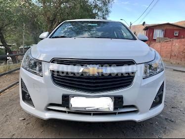 Chevrolet Cruze 1.8 LS Aut   usado (2013) color Blanco precio $5.300.000
